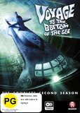 Voyage to the Bottom of the Sea - Season 2 DVD