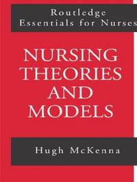 Nursing Theories and Models by Hugh McKenna image