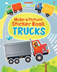 Make a Picture Sticker Book by Felicity Brooks