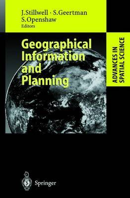 Geographical Information and Planning image
