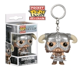 Elder Scrolls: Dovahkiin - Pocket Pop! Key Chain