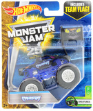 Hot Wheels Monster Jam 25: Predator (Team Flag)