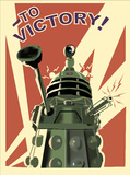Doctor Who Dalek Wall Poster (23)