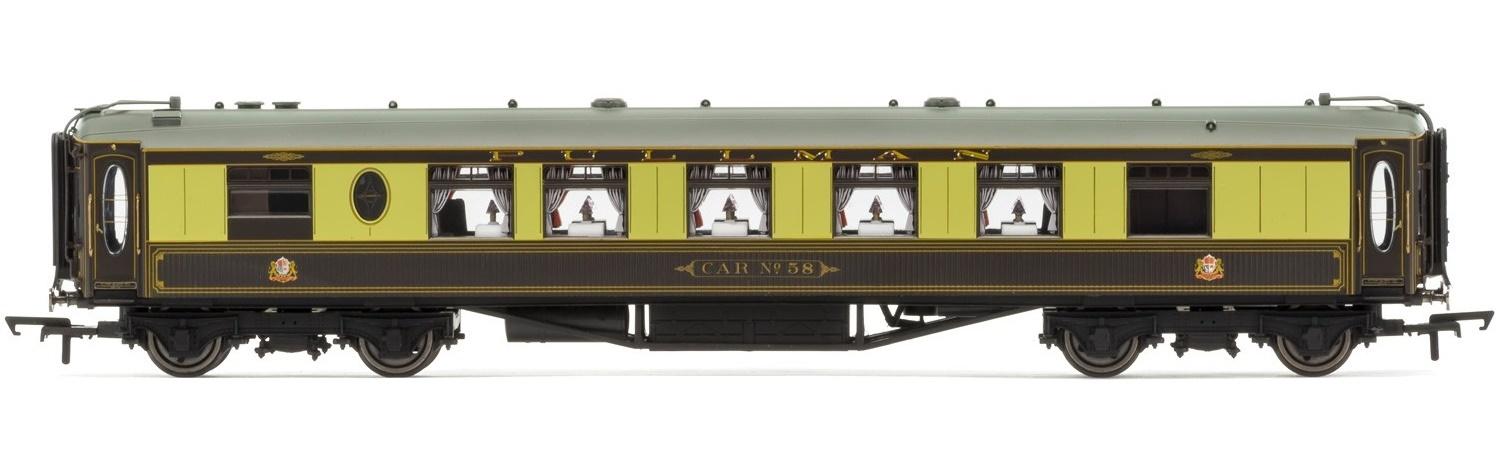 Hornby: Pullman Third Class Kitchen Car 'Car No.58' image