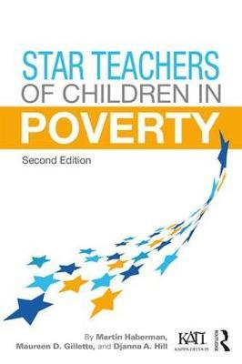 Star Teachers of Children in Poverty by Martin Haberman image
