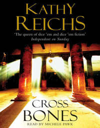 Cross Bones by Kathy Reichs image