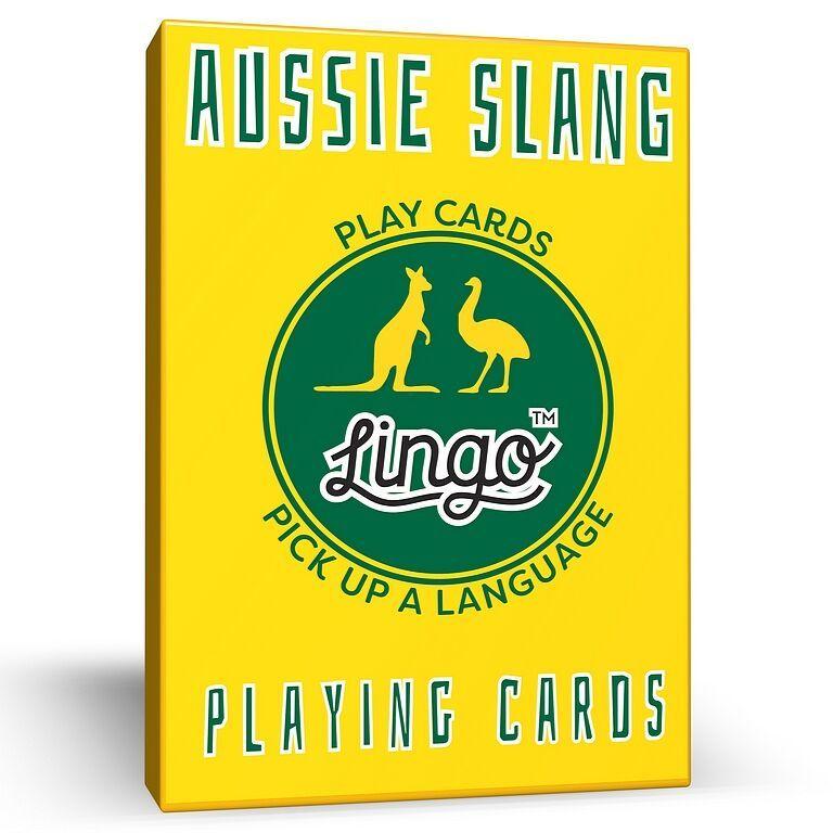 Lingo Cards: Aussie Slang image