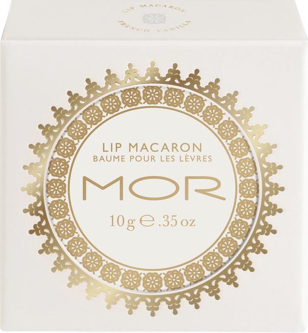 MOR Lip Macaron - French Vanilla (10g)