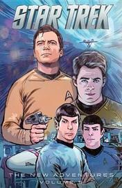 Star Trek New Adventures Volume 5 by Mike Johnson