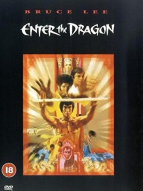 Enter The Dragon on DVD