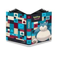 Ultra Pro: Pokémon 9 Pocket Pro-Binder: Snorlax