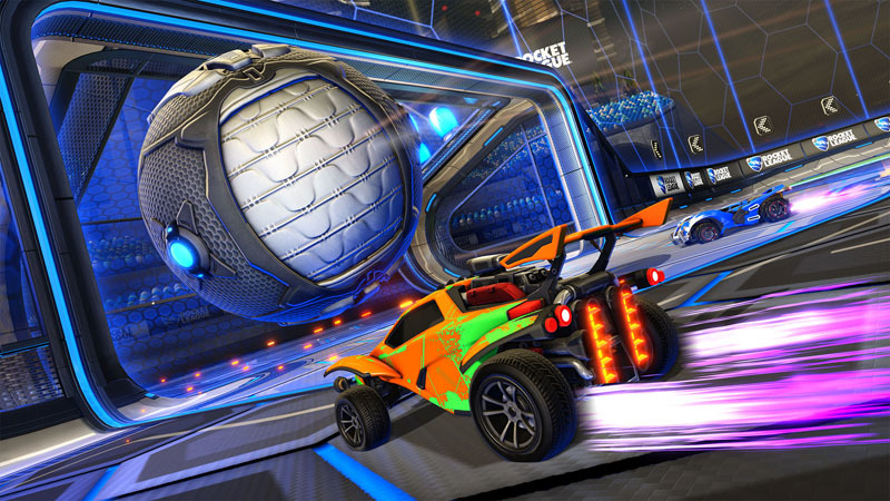Rocket League Collector's Edition for Switch image