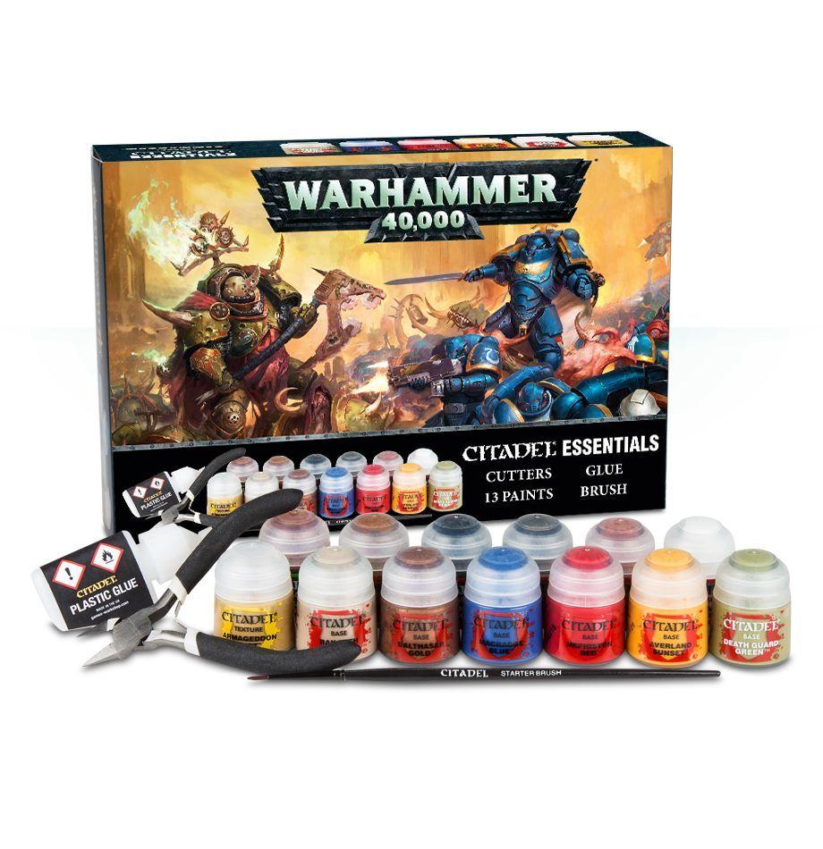 Citadel Essentials Warhammer 40,000 Set image