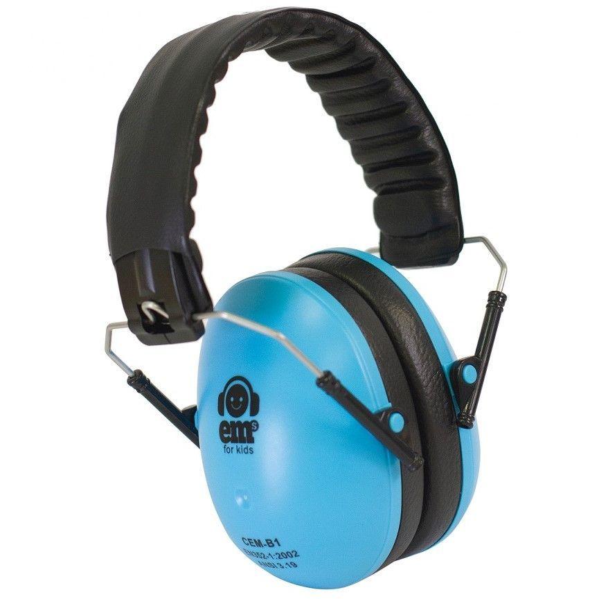 Em's for Kids: EarMuffs - Blue image