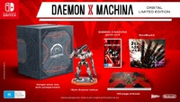 Daemon X Machina Orbital Limited Edition for Switch