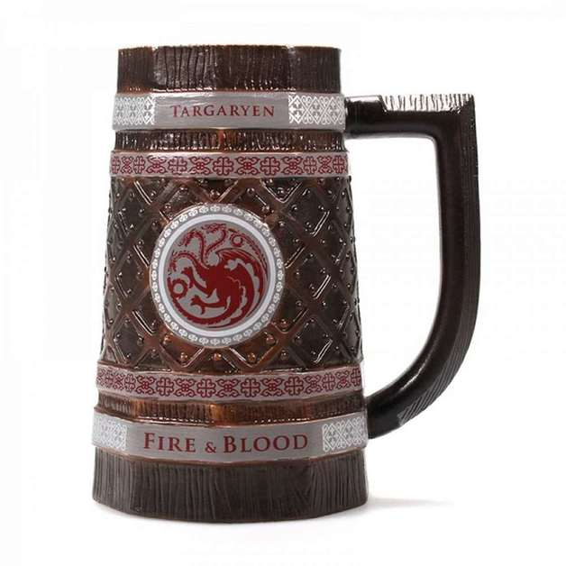 Game of Thrones: Targaryen Stein (900ml)