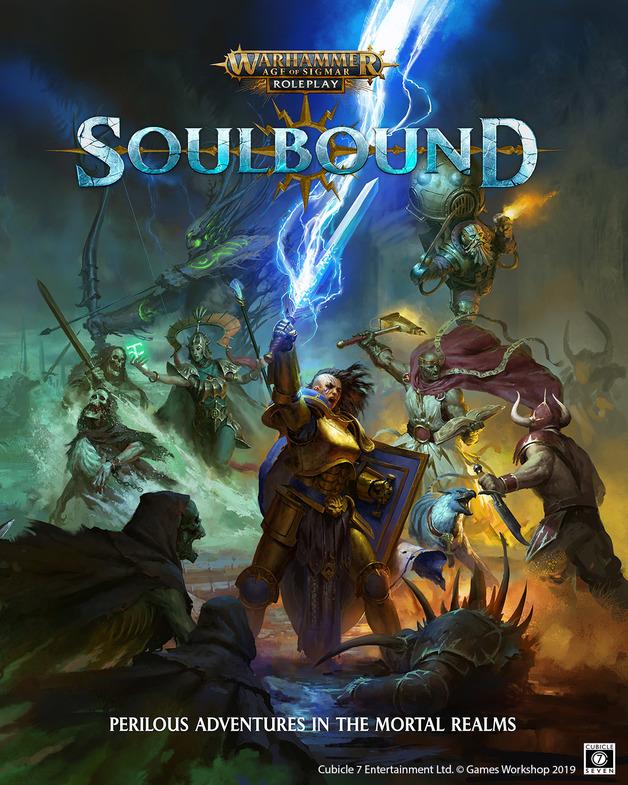 Age of Sigmar RPG: Soul Bound - Core Rulebook