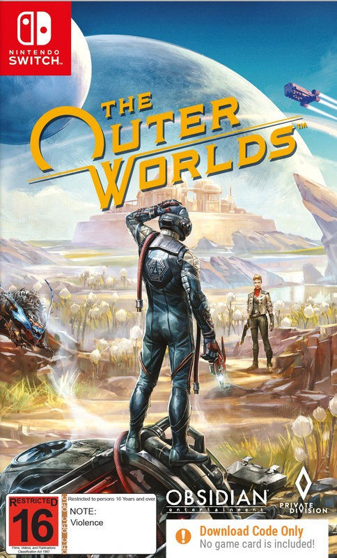 The Outer Worlds for Switch