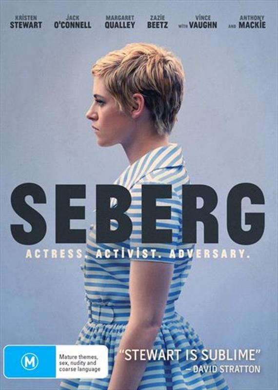 Seberg on DVD