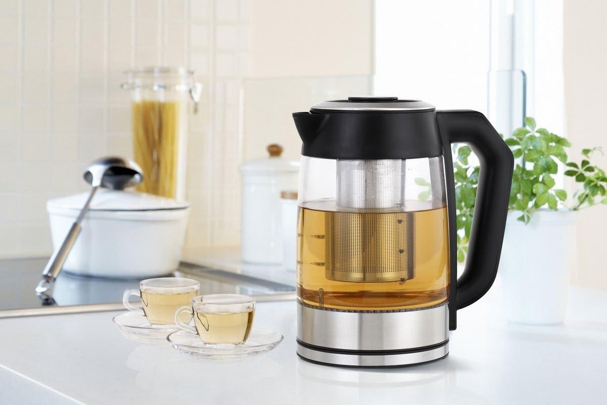 Smart Kettle and Tea Maker image