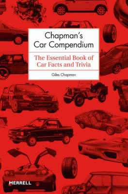 Chapman's Car Compendium by Giles Chapman image