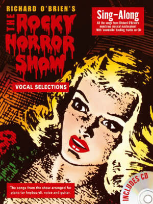 The Rocky Horror Show: Sing-Along by Richard O'Brien image