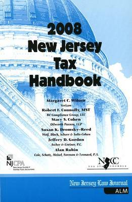 New Jersey Local Government Deskbook by Thomas P Scrivo image