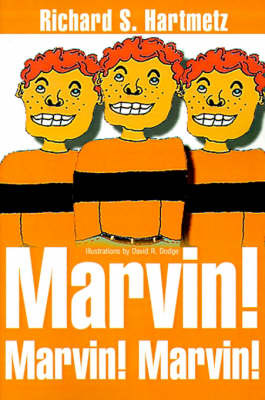Marvin! Marvin! Marvin! by Dr Richard S Hartmetz image
