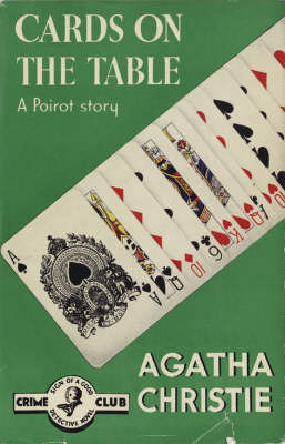 Cards on the Table by Agatha Christie image