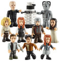 Doctor Who Micro Figures Wave 2 - Character Building series
