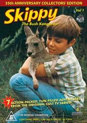 Skippy The Bush Kangaroo - Vol. 1 on DVD