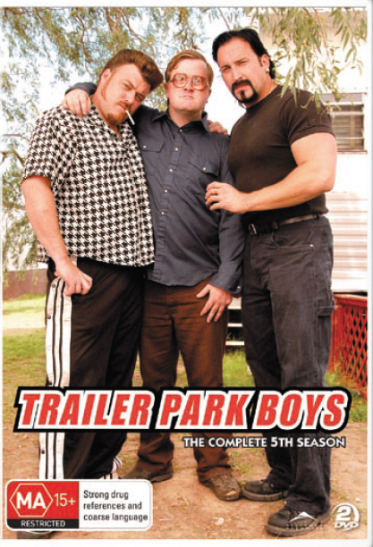 Trailer Park Boys - Season 5 (2 Disc Set) on DVD image
