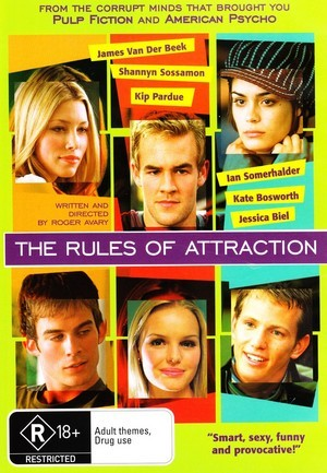 The Rules of Attraction on DVD
