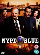 NYPD Blue - Season 4 (6 Disc Slimline Set) on DVD