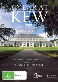 A Year at Kew - The Complete Collection on DVD
