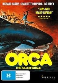 Orca DVD