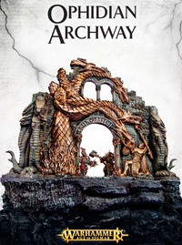 Warhammer Ophidian Archway