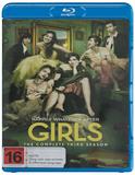 Girls - The Complete Third Season on Blu-ray