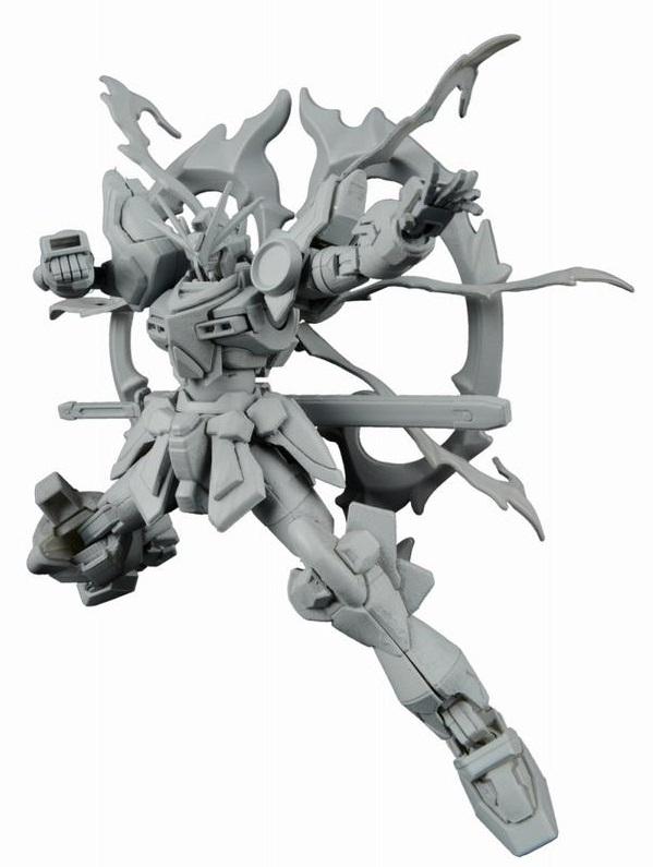 1/144 HGBF Kamiki Burning Gundam Model Kit