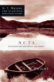 Acts by N.T. Wright