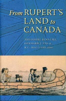 From Rupert's Land to Canada image