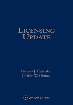 Licensing Update by Gregory J Battersby image