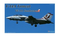 Fujimi: 1/72 F-14A Tomcat VF111 Sundowners - Model Kit