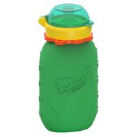 Squeasy Gear Snacker - Green (180ml) image