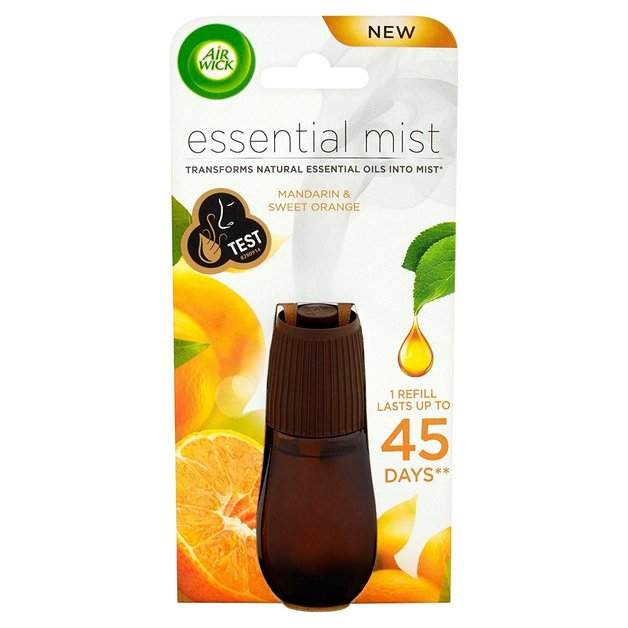 Air Wick Essential Mist Refill - Mandarin and Sweet Orange (20ml)