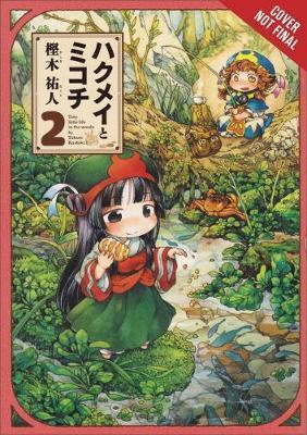 Hakumei & Mikochi, Vol. 2 by Takuto Kashiki