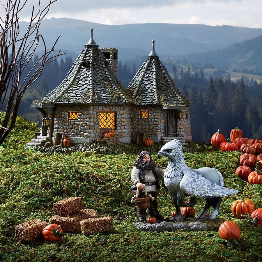Harry Potter: Hagrid's Hut - Village Statue image