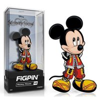 Kingdom Hearts: King Mickey (#146) - FiGPiN