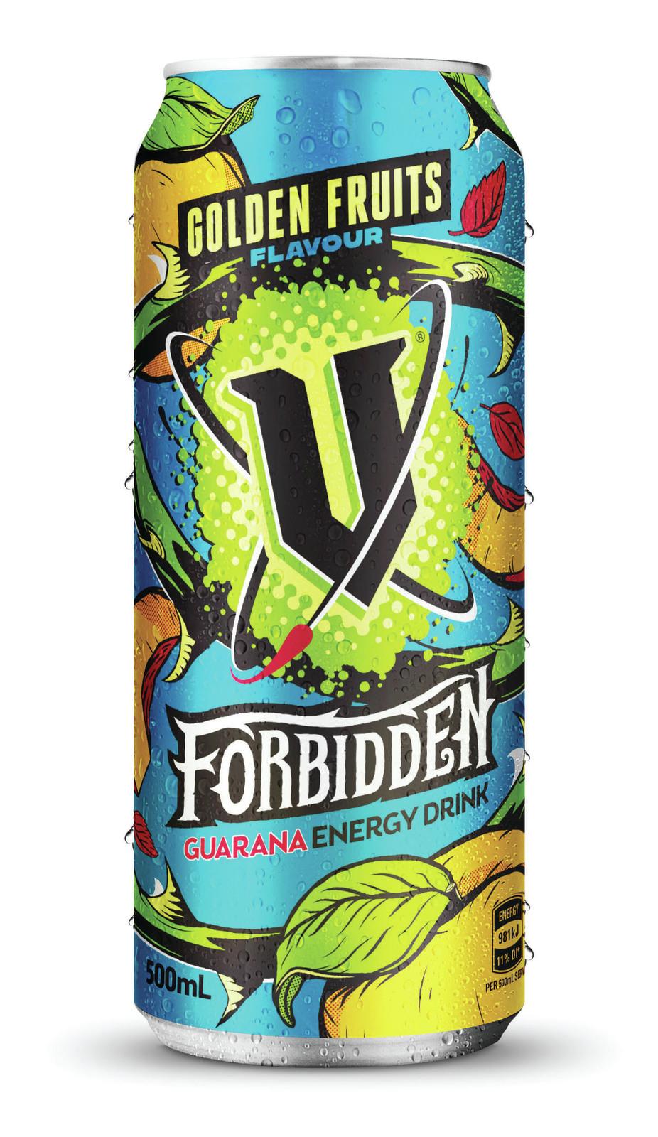 V Forbidden Fruit 500ml (12 pack) image