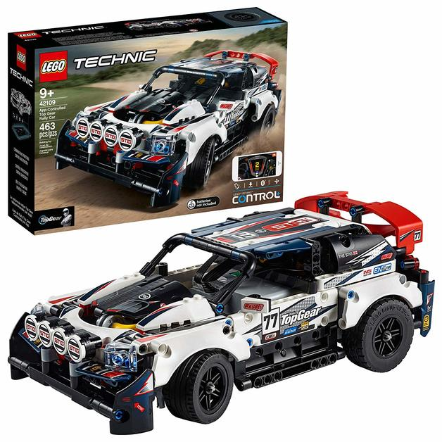 LEGO Technic: App-Controlled Top Gear Rally Car - (42109)